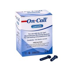 Ланцеты On-Call Plus №100